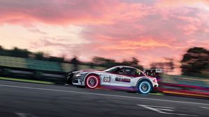 BMW Z4 Race car