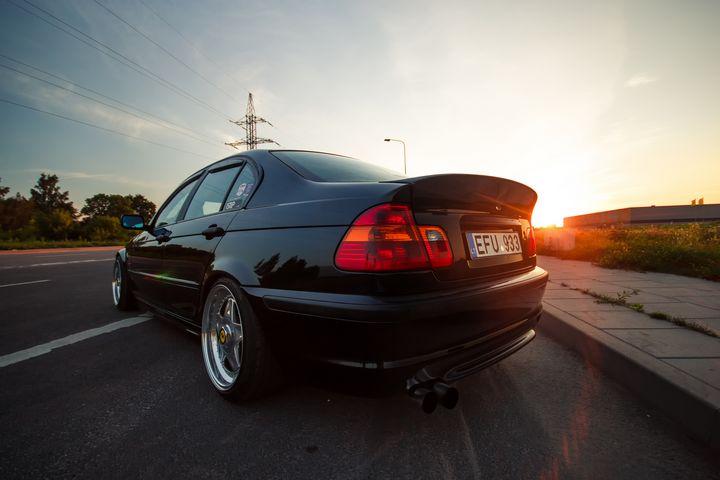 BMW E46 - PROPER Cars