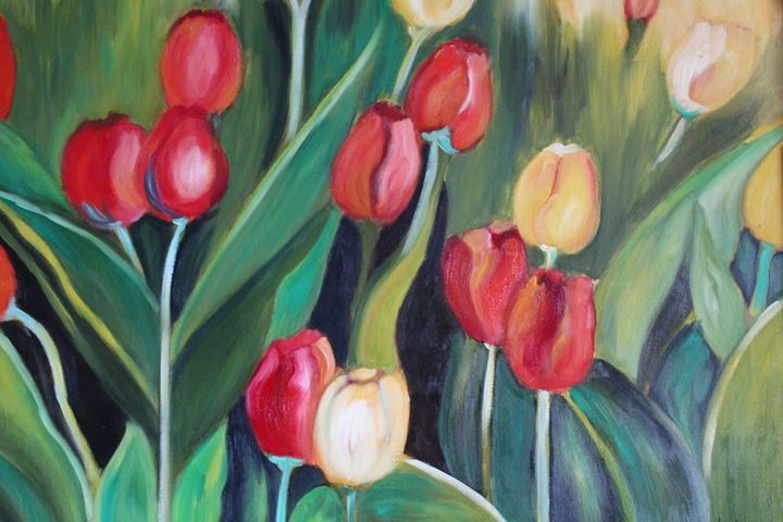tulips - Leire Sedgwick