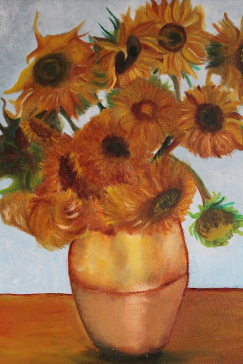 sunflowers - Leire Sedgwick