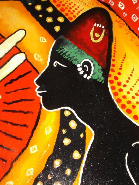 Tribal - Tamanna's Art