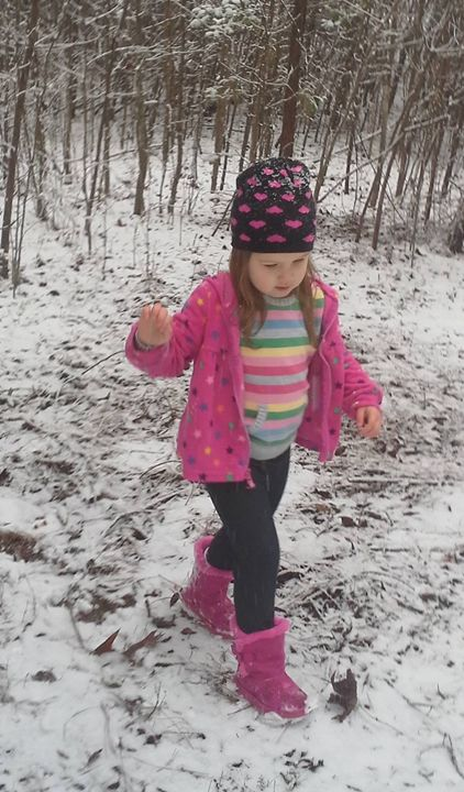 My Little Snow Bunny - Tarisa Smith