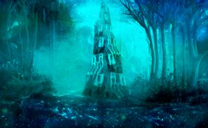 Tower in the Abyssal Forest