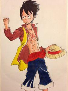 Luffy: Battle of Z
