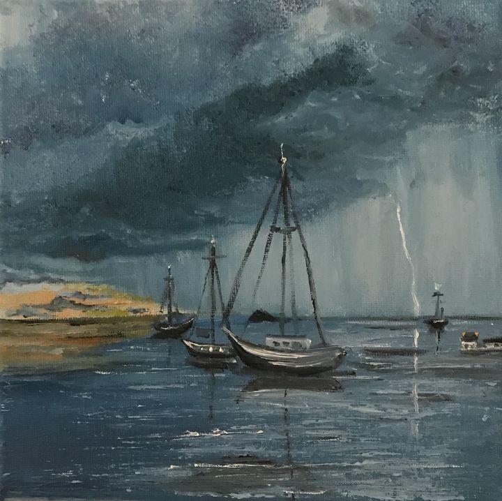 boating - Violetta Art