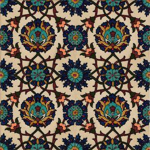 Oriental pattern wall decor -  Olivetreedsg