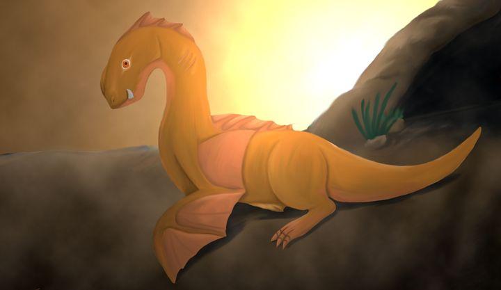 Dragon - Colours of Alev