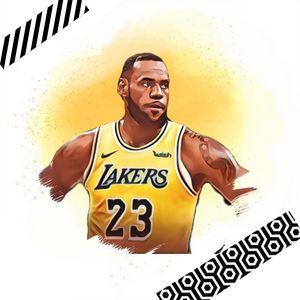 Sports Legends- LeBron James - The Vault