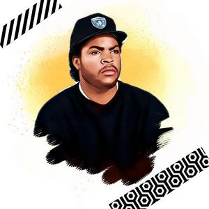 Rap Legends- Ice Cube