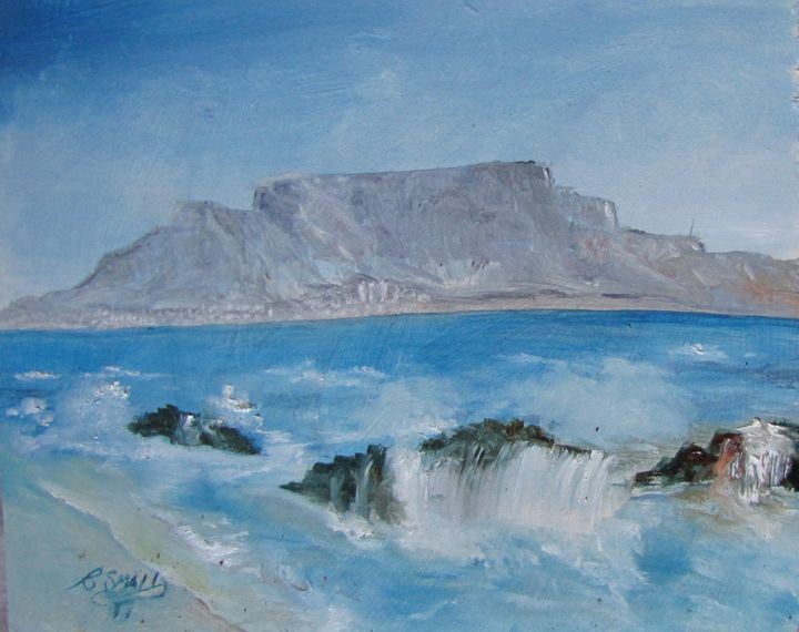 Table mountain - Charles artworks