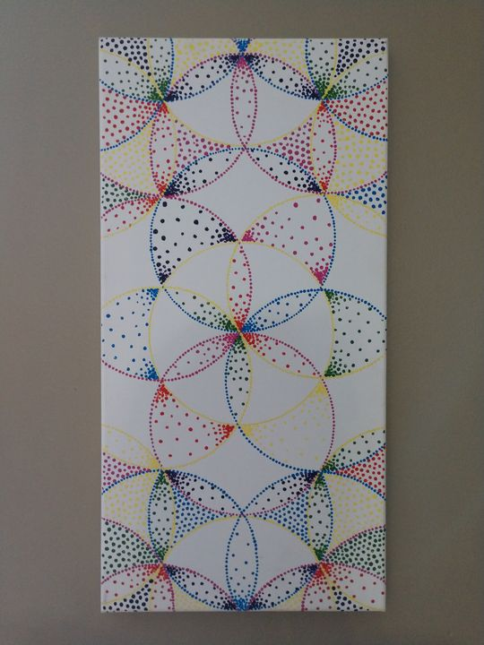 Dots of Life - Designed by The Fox