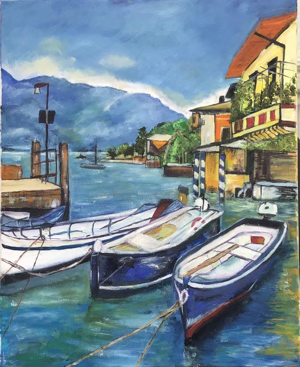 Boats - Deleoncolors