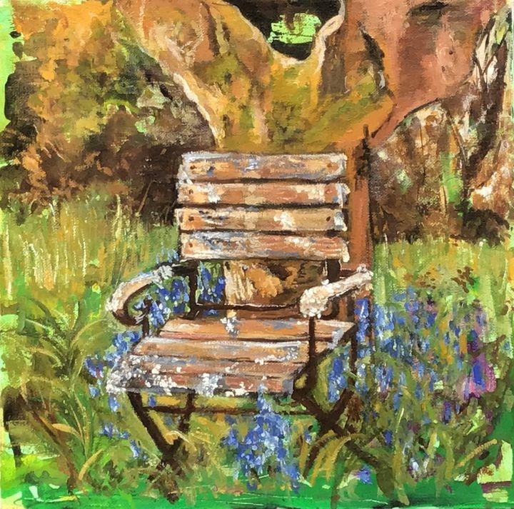 Sitting n waiting - Deleoncolors