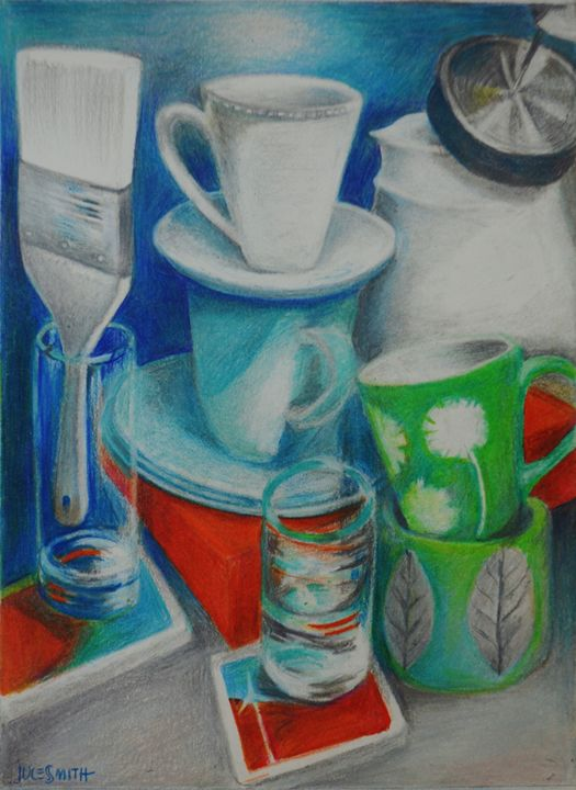 CUPS - Jules Smith