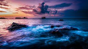 The Sea Of Love - DangersTeez Digital Art