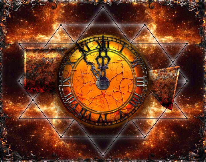 Countdown To Extinction - DangersTeez Digital Art