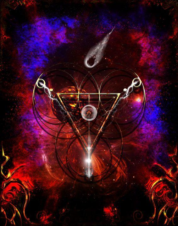 3 Kings Of Orion - DangersTeez Digital Art