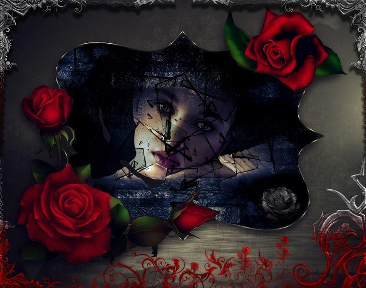 Shattered Dreams - DangersTeez Digital Art
