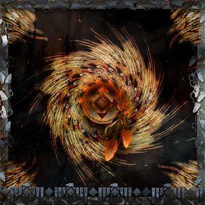 The Dance Of Honor - DangersTeez Digital Art