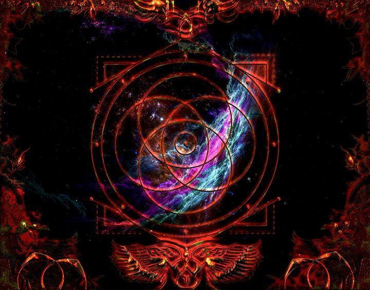 Andromeda - DangersTeez Digital Art