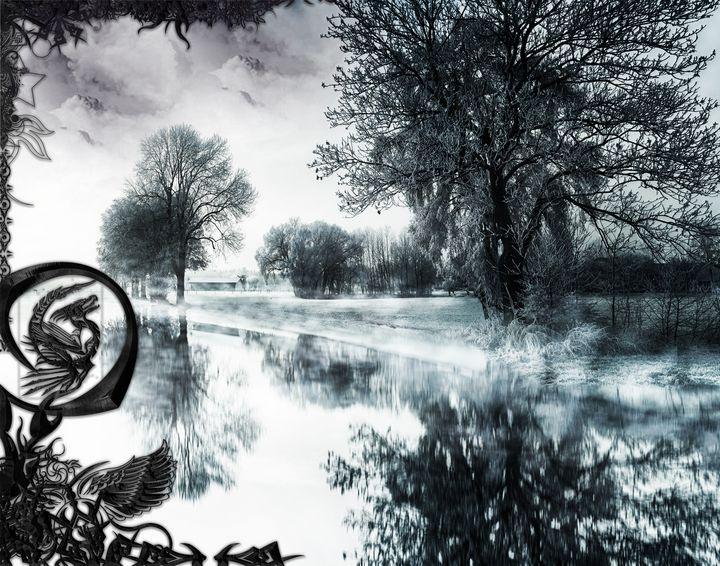 Winter Is Coming - DangersTeez Digital Art