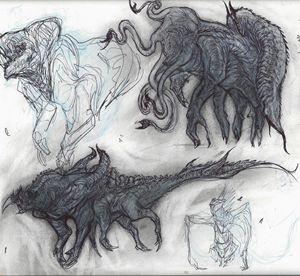 Kaiju Designs 4