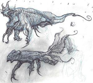 Kaiju Design 3