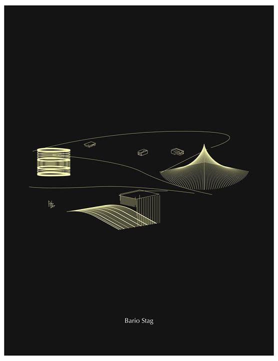Bario - Benny Biesek Art