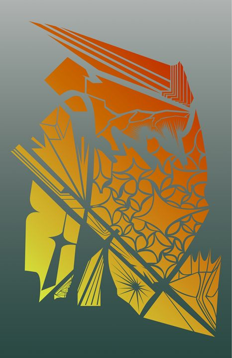 Basic Flash {Gradient} - Benny Biesek Art