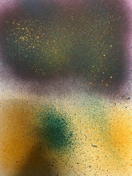 Purple horizon - Stopaz
