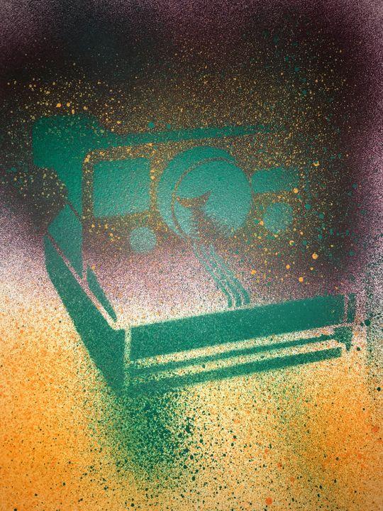 Retro camera dream - Stopaz