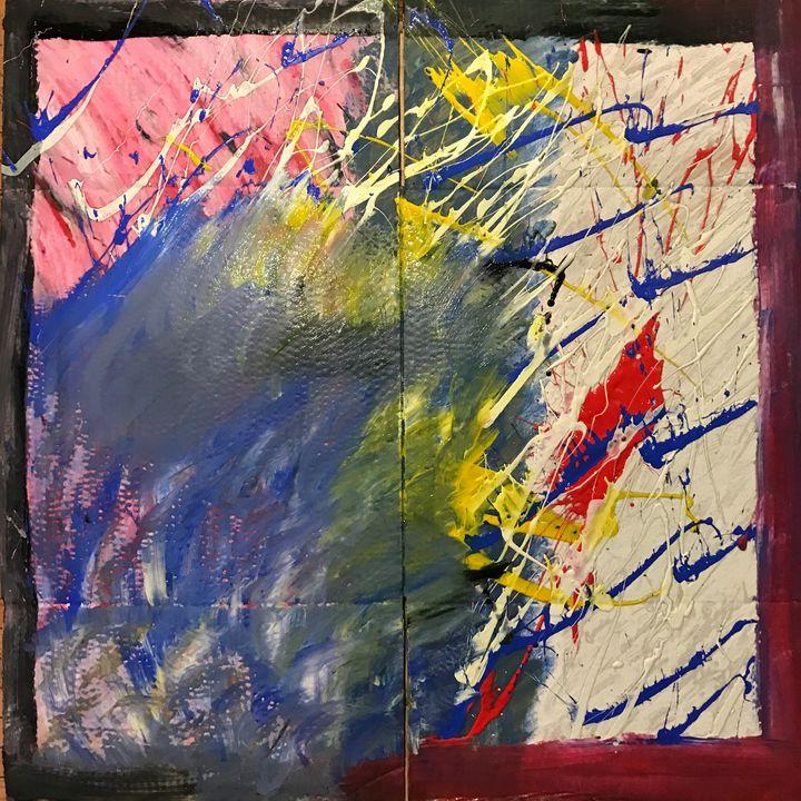Mystical Window - Aaron Abramson