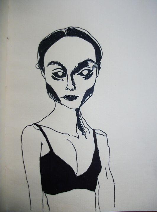 essence of black dimension - Gella Göring