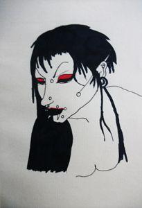 gothic icon
