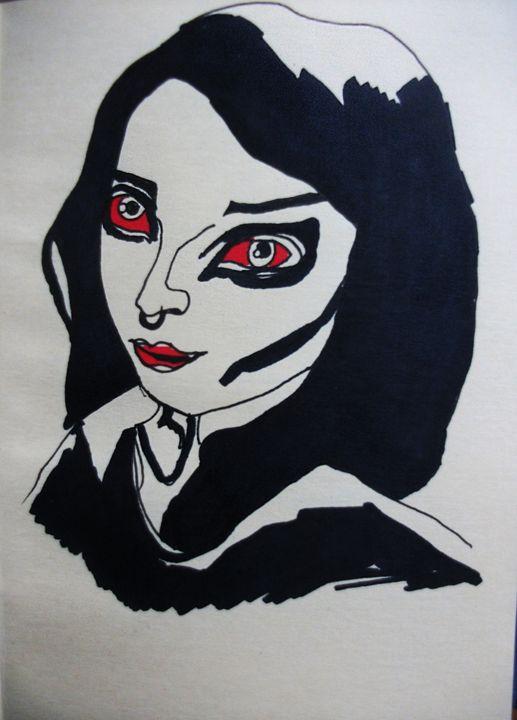 girl after midnight - Gella Göring