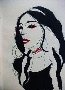 Pretty blood lover