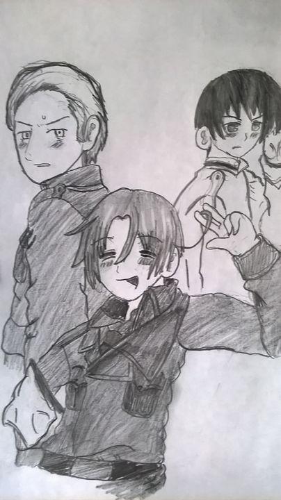 Hetalia! - Anime, Anime and More Anime!!!