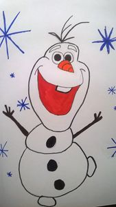 Frozen's Olaf