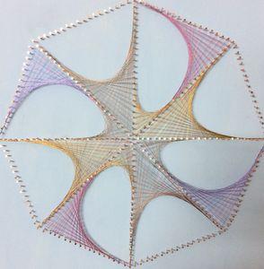 Nail & Thread - Design 1