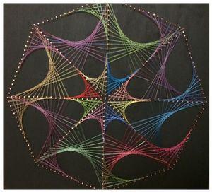 Nail & Thread - Design 3