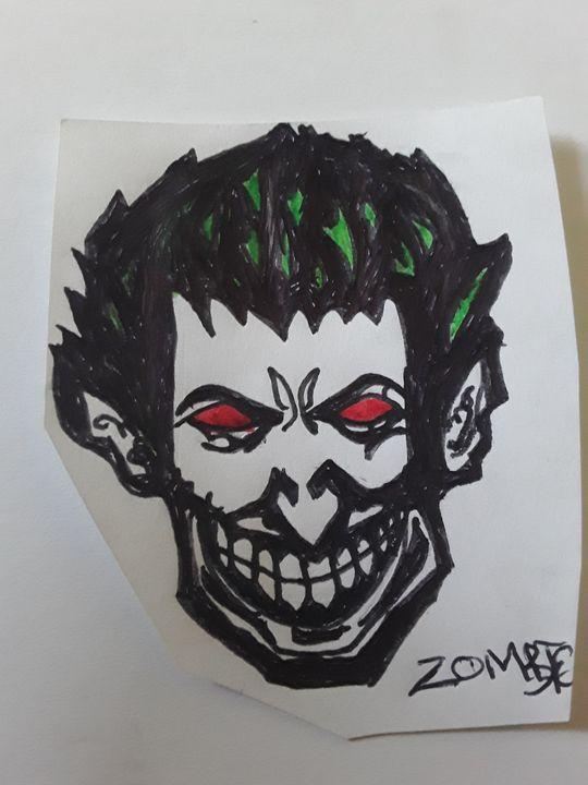 Joker - Zombie INC