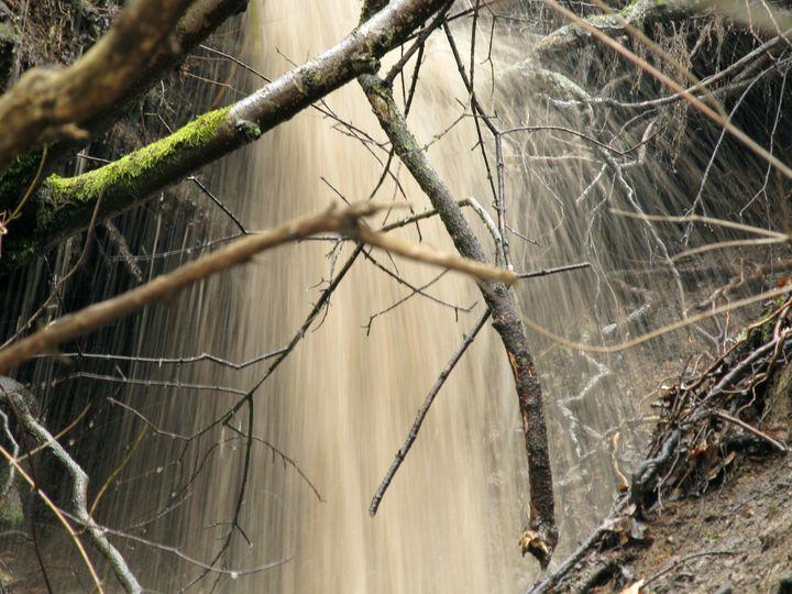 The falling water - NVT