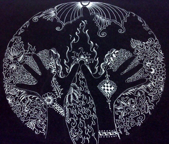 Henna - Tazy's Gallery