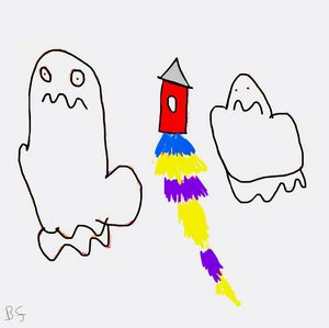The Ghost Rocket
