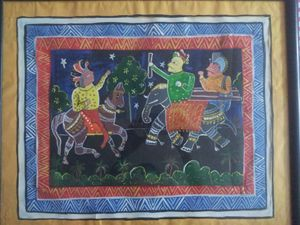 Madhuban painting