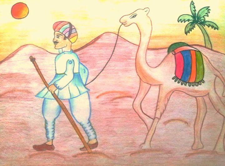Folk art - Tanaya art gallary