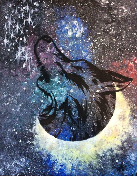 Howling Stars - Alissa Christine