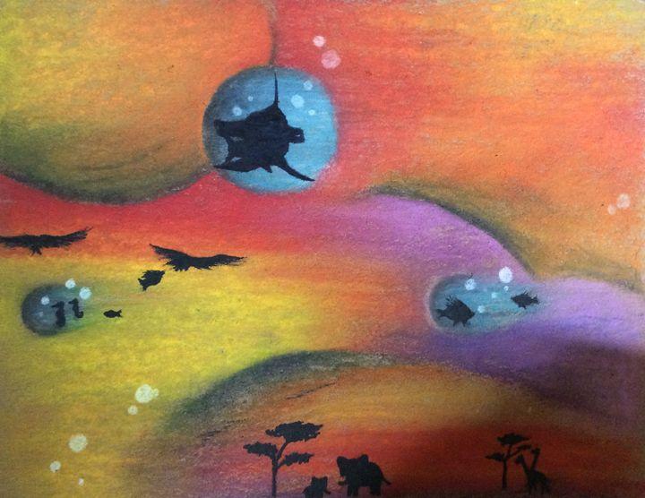 Ocean or Safari? - Alissa Christine