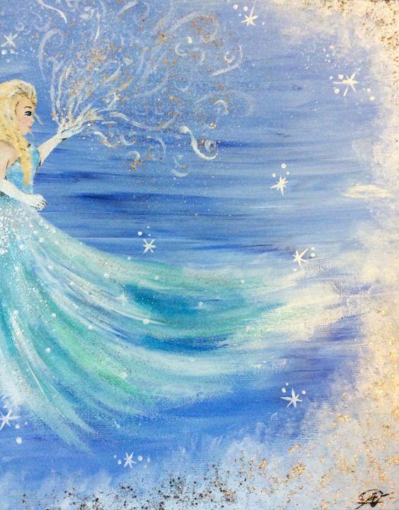 Elsa's Magic - Alissa Christine