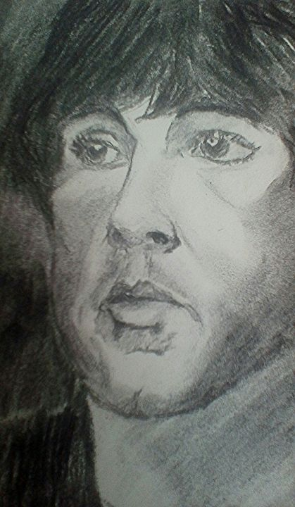 Paul McCartney - Rachael's art